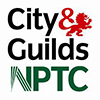 City and Guilds NPTC accreditation
